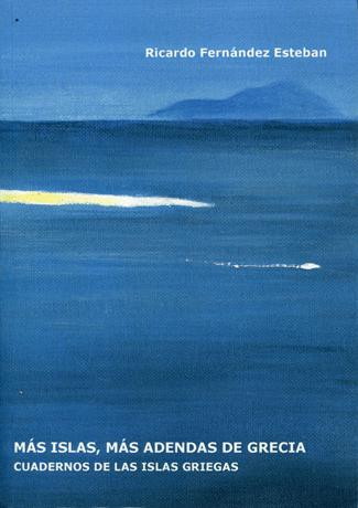 Más islas, mas adendas de grecia portada
